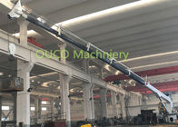 30T 30M Telescopic Boom Crane For Ship Vessel Deck Marine Offshore Condition